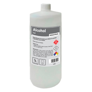 ALCOHOL ETÍLICO 1 LT